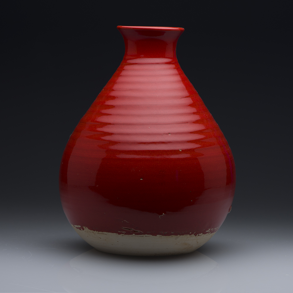 Red Shibui Ceramic