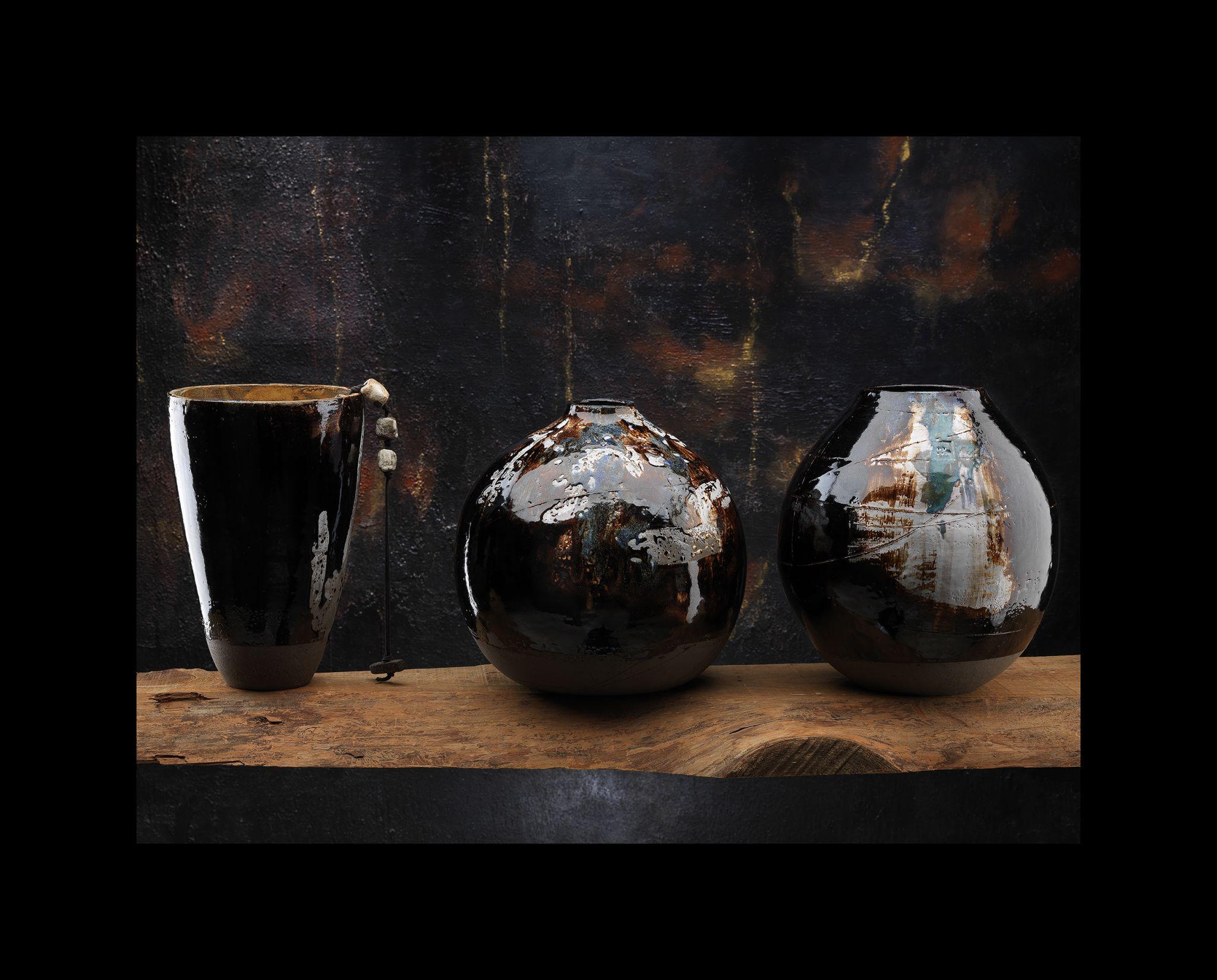 Wabi Sabi Ceramics Vases