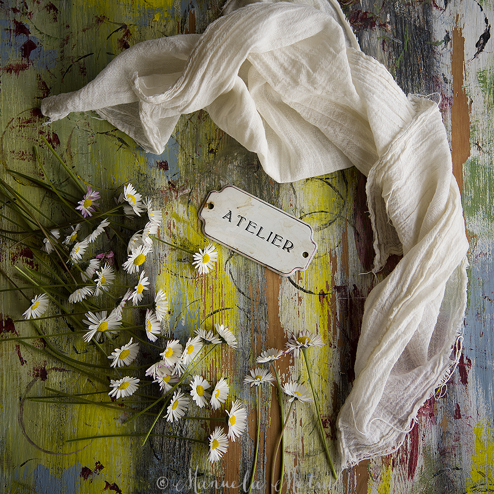 Atelier Alice in Wonderland by Manuela Metra