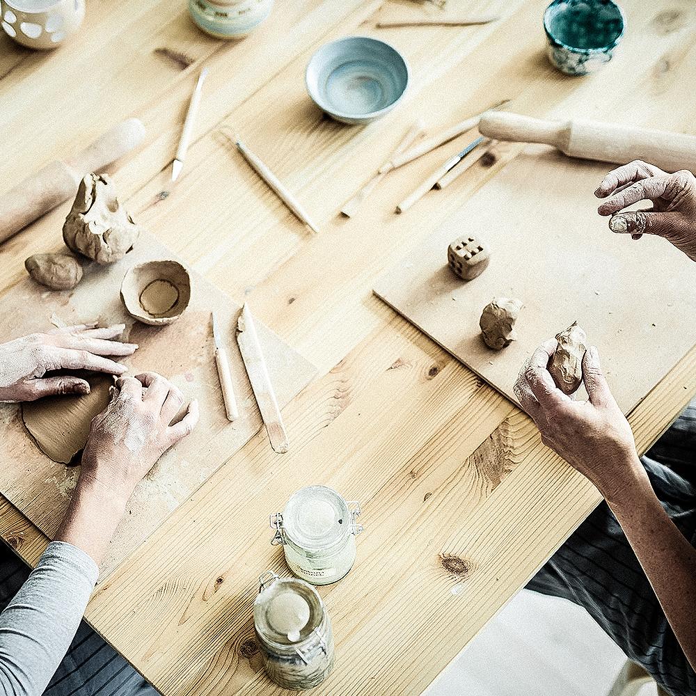 Team Building con L'argilla